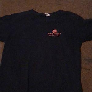 Simply southern navy t-shirt